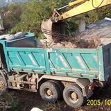 Gépiföldmunka út és sziklakertépítés, tereprendezés, gépi földmunka - 1024x683 pixel - 428281 byte