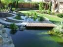kerti tó kerttervezés álomkert kertépítés szép kert, szép kertek pihenőkert - 1024x768 pixel - 295386 byte