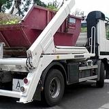 konténeres sittszállítás gépi rakodással bobcat minikotró www.profigarden.hu - 550x280 pixel - 55515 byte